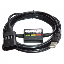 PTftdi11  Professional LPG USB Interface for STEFANELLI SIS PLUS